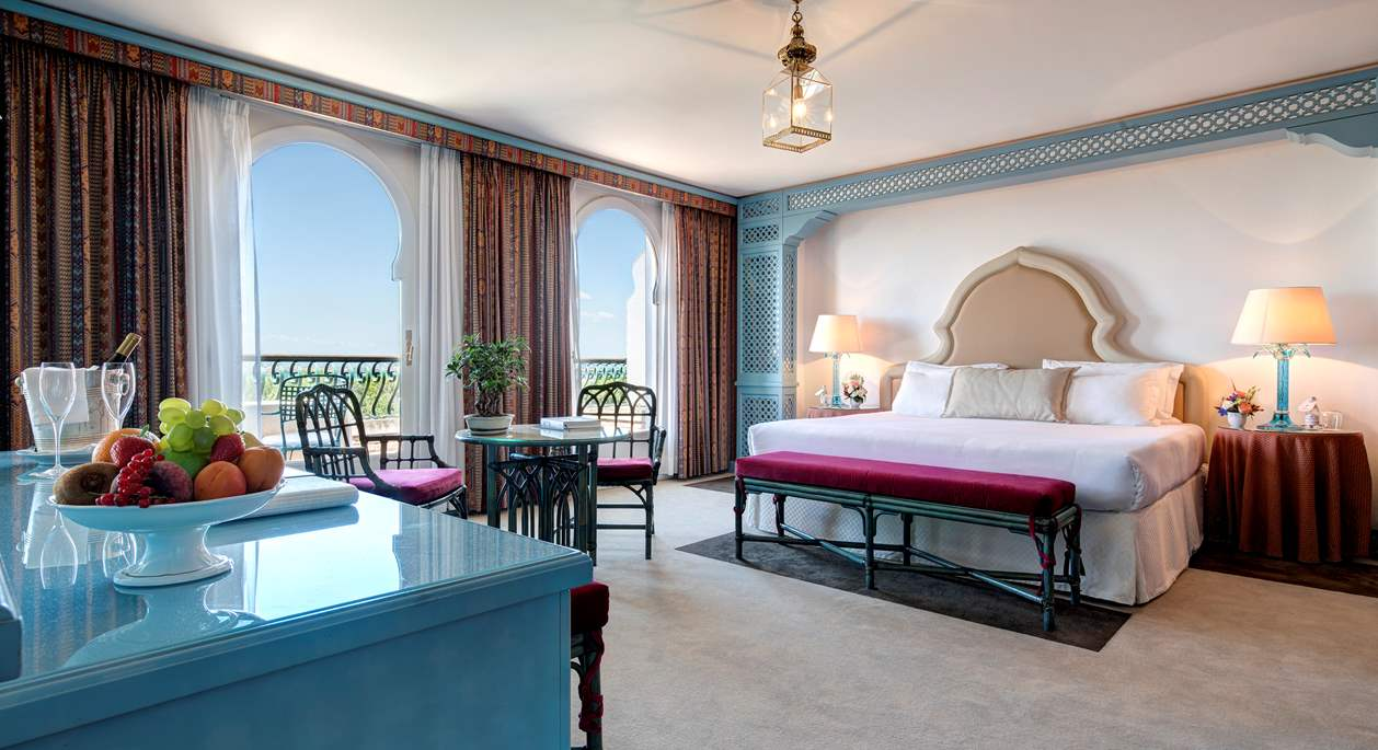Grand Deluxe Double Room Sea view
