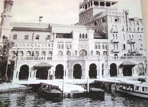 Storia Dell Hotel Excelsior Venice Lido Resort 5 Stelle