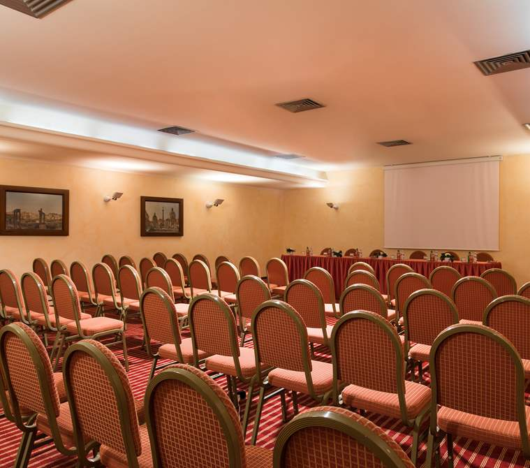 Meeting Room Burano at Hotel Excelsior Venice Lido Resort, event venue in Venice, Italy