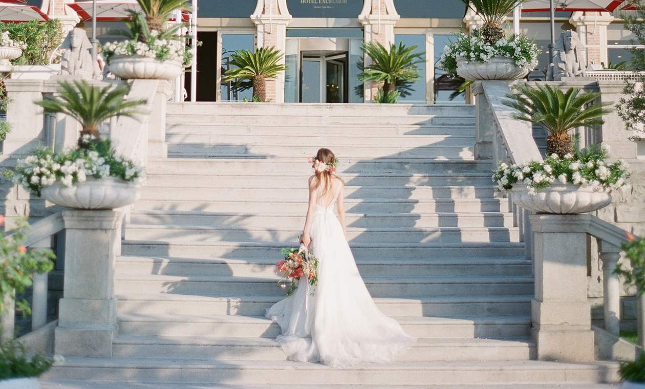 Luxury Wedding Location on the Beach of Venice | Hotel Excelsior Venice Lido Resort
